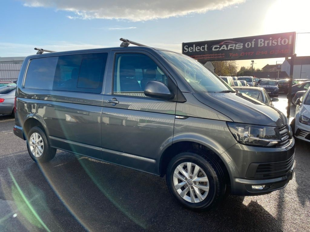 used VW Transporter TRANSPORTER T30 HIGH LINE KOMBI