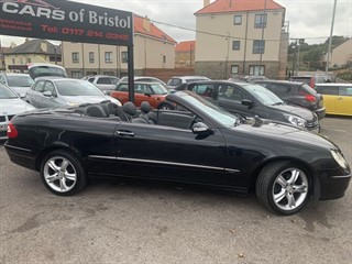 Mercedes CLK240 for sale
