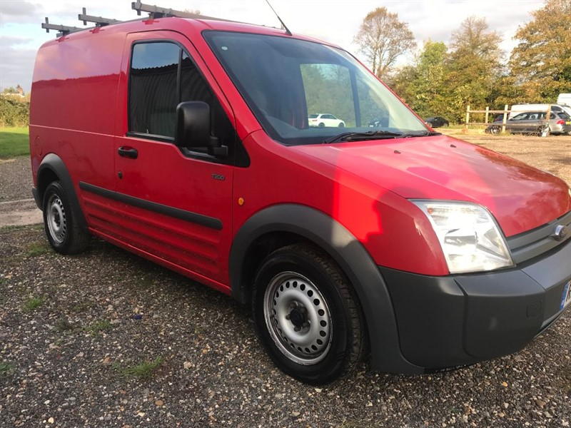 used Ford Transit Connect  NO VAT van for sale in hitchin-hertfordshire