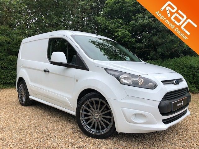 used Ford Transit Connect 200 P/V in hitchin-hertfordshire
