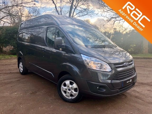 used Ford Transit Custom 290 LIMITED LR P/VWB, High Roof in hitchin-hertfordshire