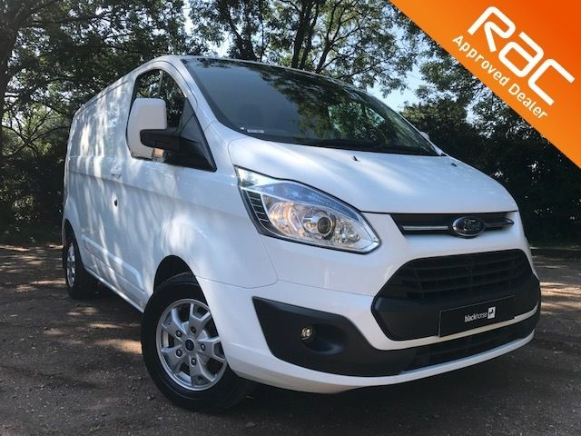 used Ford Transit Custom LIMITED Low roof long wheel base in hitchin-hertfordshire