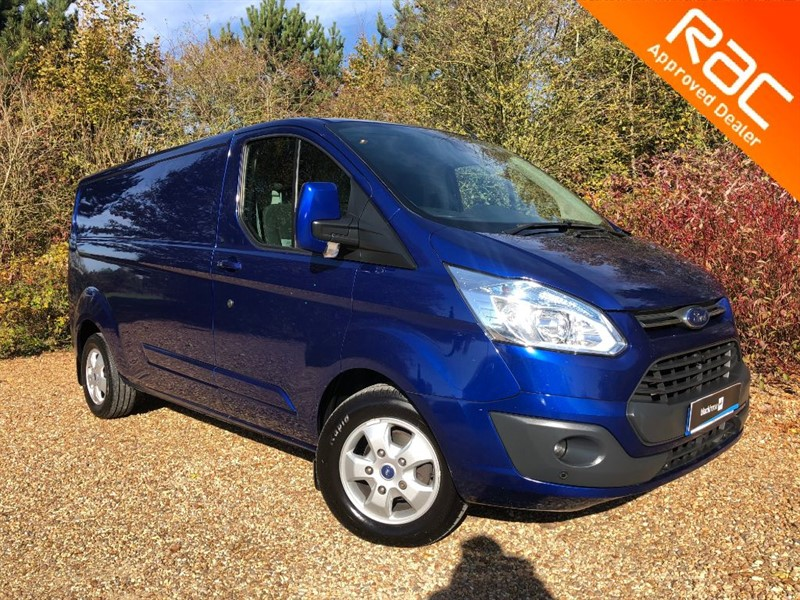 used Ford Transit Custom LIMITED Long Wheel Base in hitchin-hertfordshire