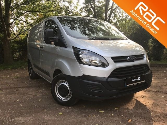 used Ford Transit Custom 270 Custom for sale in hitchin-hertfordshire