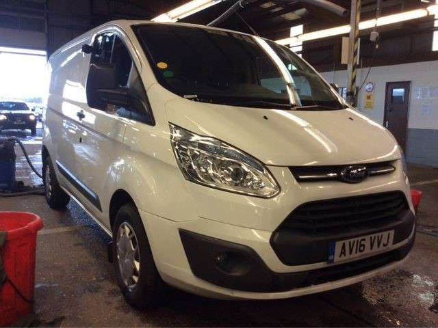 used Ford Transit Custom Custom Trend for sale in hitchin-hertfordshire