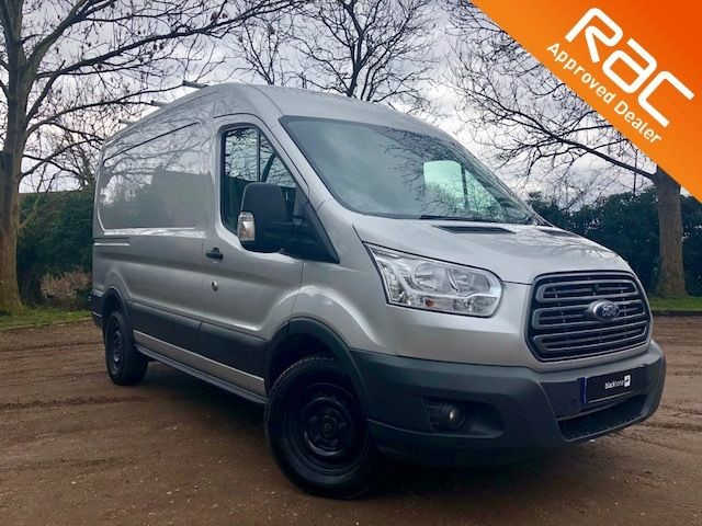 used Ford Transit 350 L2 H2 P/V 170ps in hitchin-hertfordshire