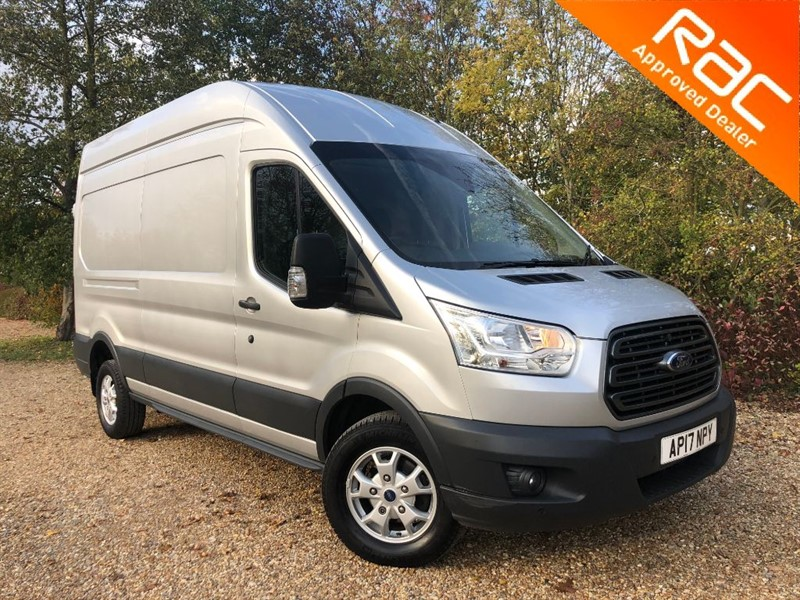 used Ford Transit 350 Long Wheel Base High Roof in hitchin-hertfordshire