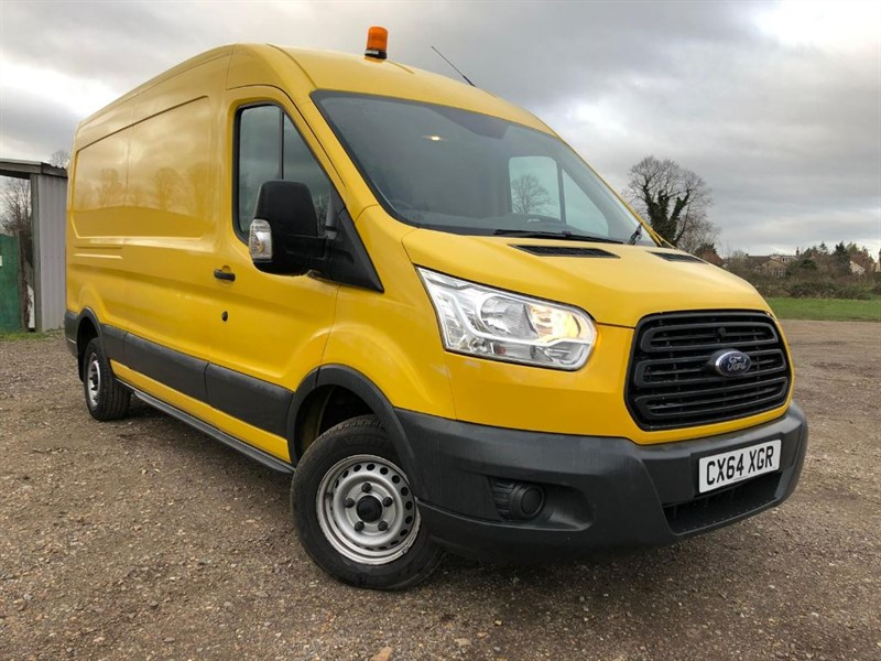 used Ford Transit 310 SHR  P/V L3H2 in hitchin-hertfordshire