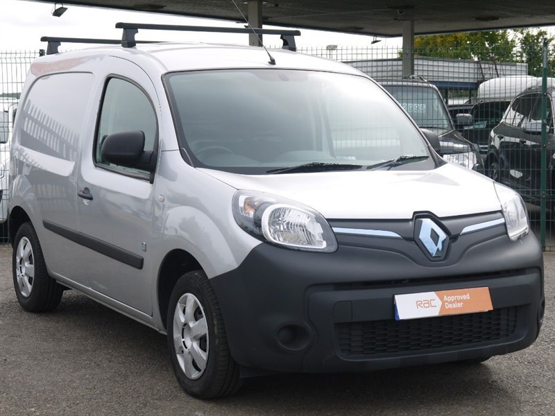 used Renault Kangoo  Electric Van For Sale VAT Qualifying  in hitchin-hertfordshire