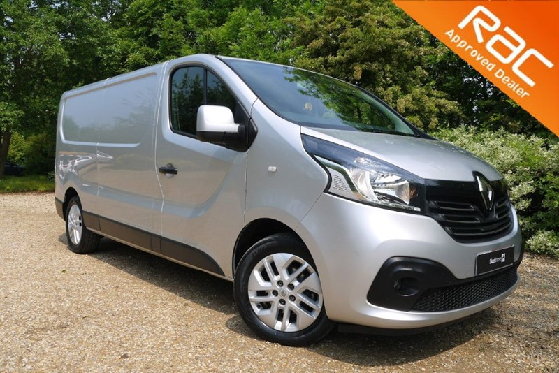 used Renault Trafic  SPORT van for sale in hitchin-hertfordshire