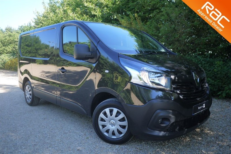 used Renault Trafic SL29 BUSINESS ENERGY DCI S/R P/V in hitchin-hertfordshire