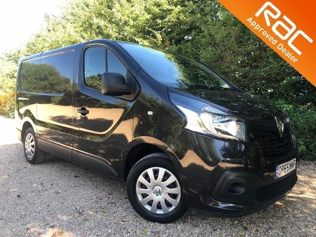 used Renault Trafic SL27 BUSINESS PLUS ENERGY DCI S/R P/V in hitchin-hertfordshire