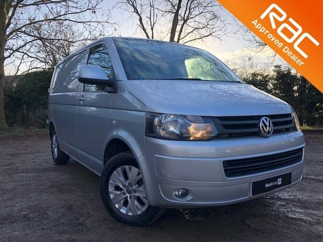 used VW Transporter  2.0TDI T28 Highline in hitchin-hertfordshire