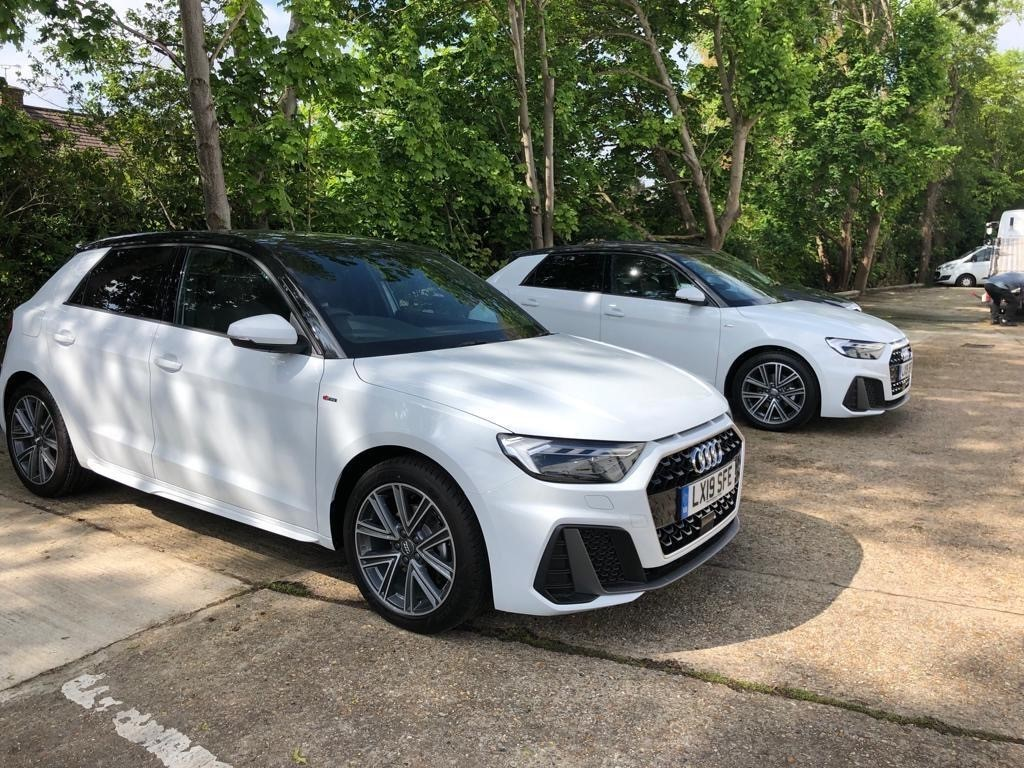 used Audi A1 SPORTBACK TFSI S LINE in middlesex