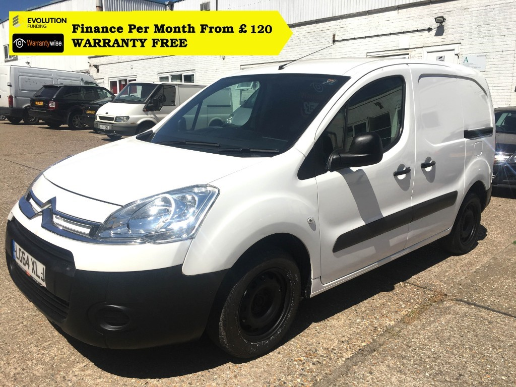 used Citroen Berlingo 625 ENTERPRISE L1 HDI in middlesex