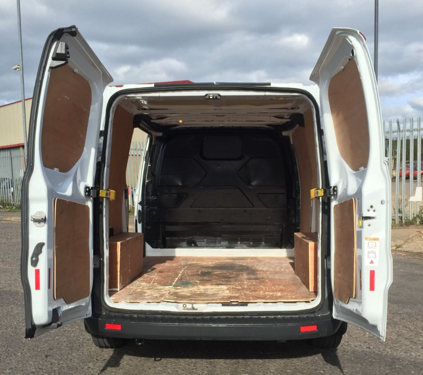 Used Ford Transit For Sale: Used Ford Transit Custom For Sale