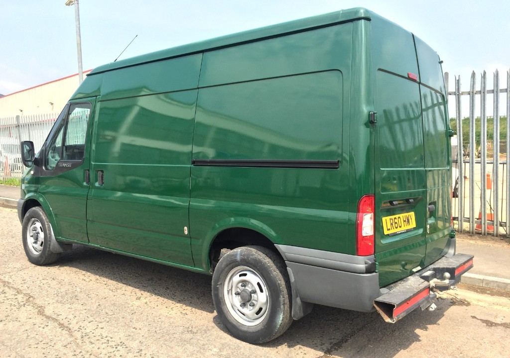 Used Ford Transit For Sale Middlesex