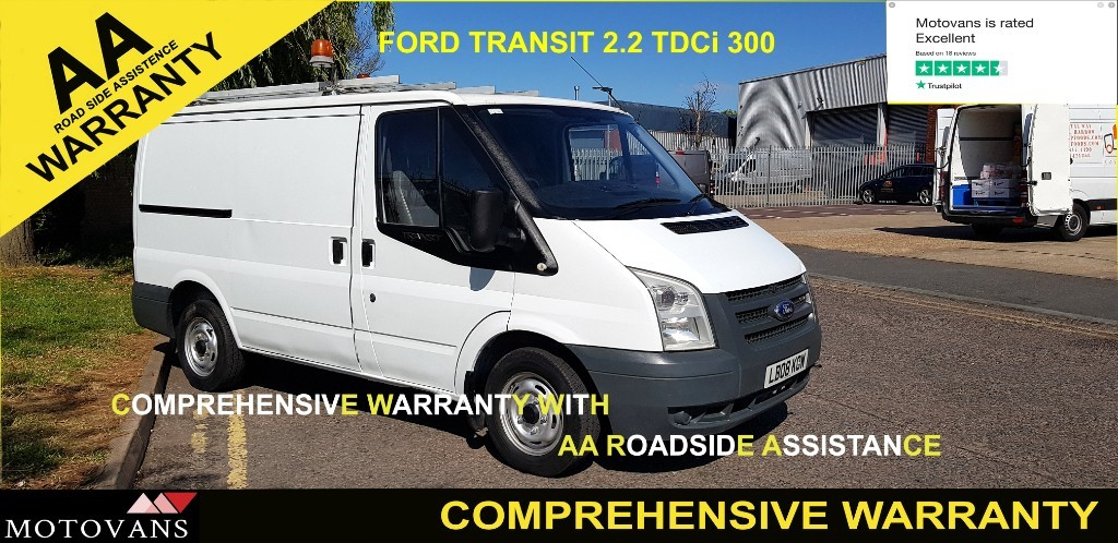 used Ford Transit 300 SWB LR P/V 85 in middlesex