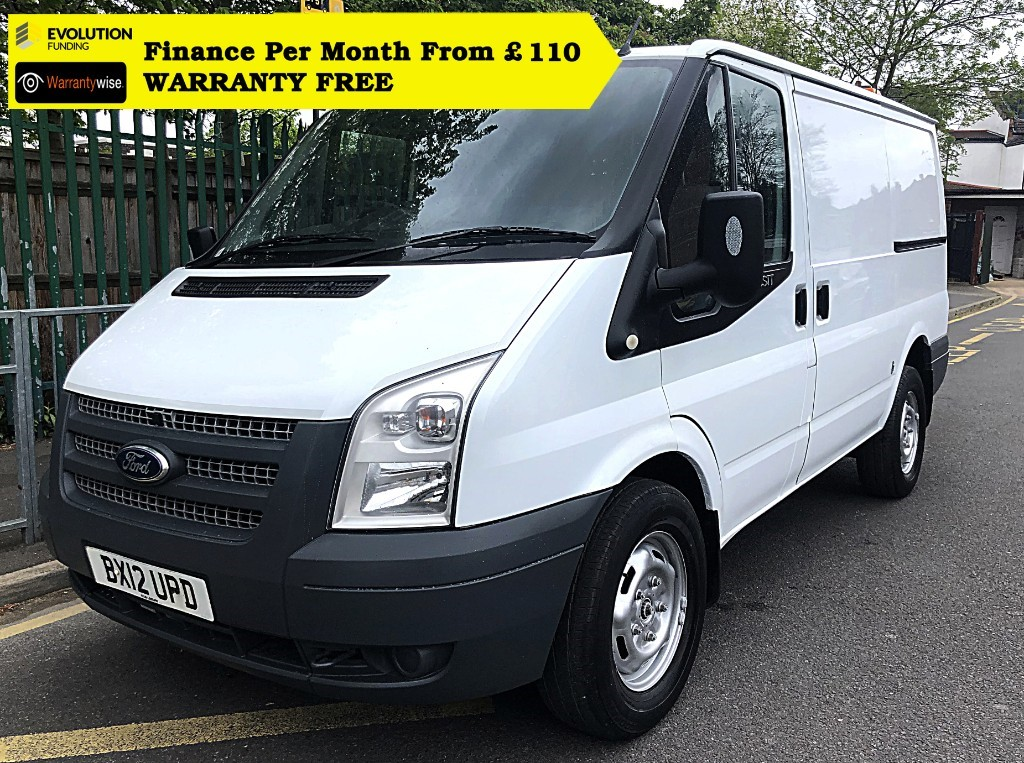 used Ford Transit 280 ECONETIC LR P/V in middlesex