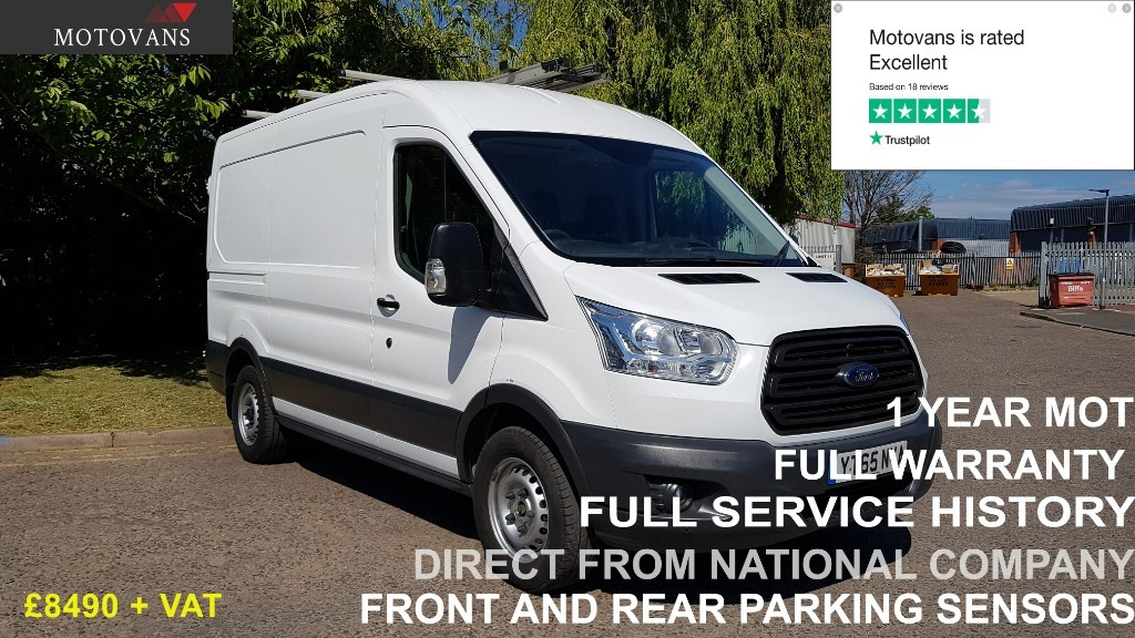 used Ford Transit 330 SHR P/V in middlesex