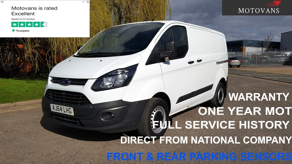 used Ford Transit Custom 310 LR P/V in middlesex