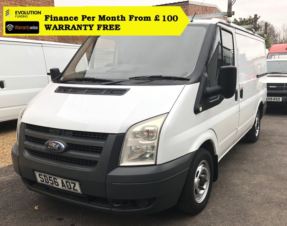 used Ford Transit 260 SWB LR P/V 85 in middlesex