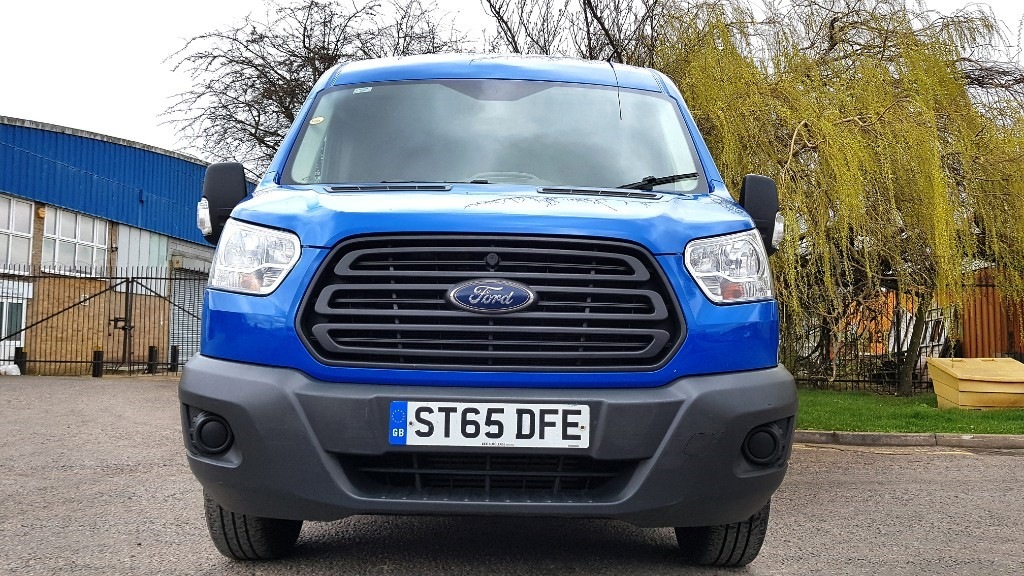 used Ford Transit 350 SHR P/V in middlesex