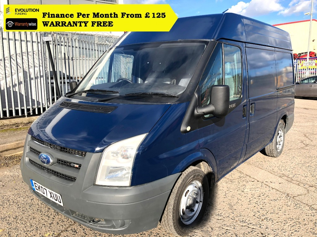 used Ford Transit 280 SWB SHR P/V 85 in middlesex