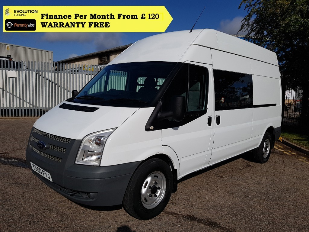 used Ford Transit 350 H/R P/V in middlesex