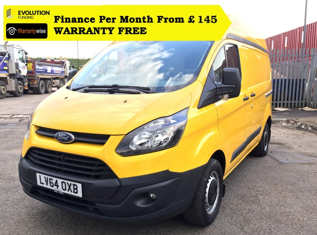 used Ford Transit 270 LR P/V in middlesex