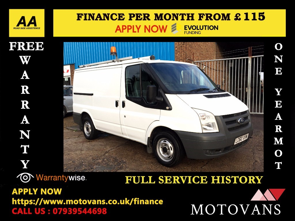 used Ford Transit 300 LR in middlesex