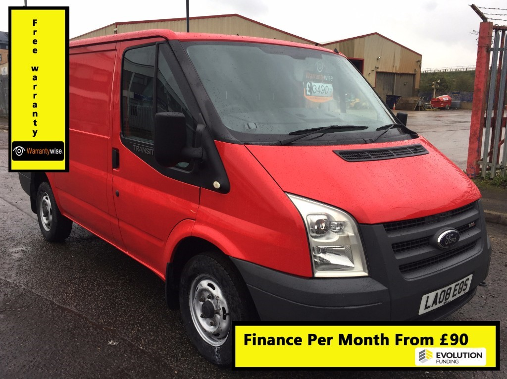 used Ford Transit 260 LR in middlesex