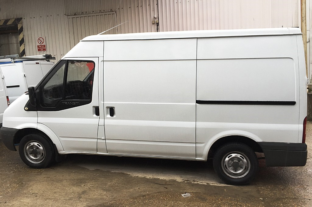 used Ford Transit 300 MWB SHR P/V 110 in middlesex