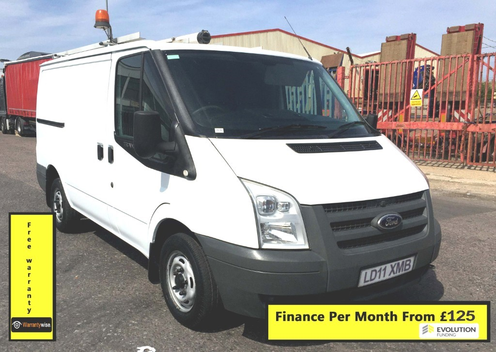 used Ford Transit 300 LR P/V in middlesex