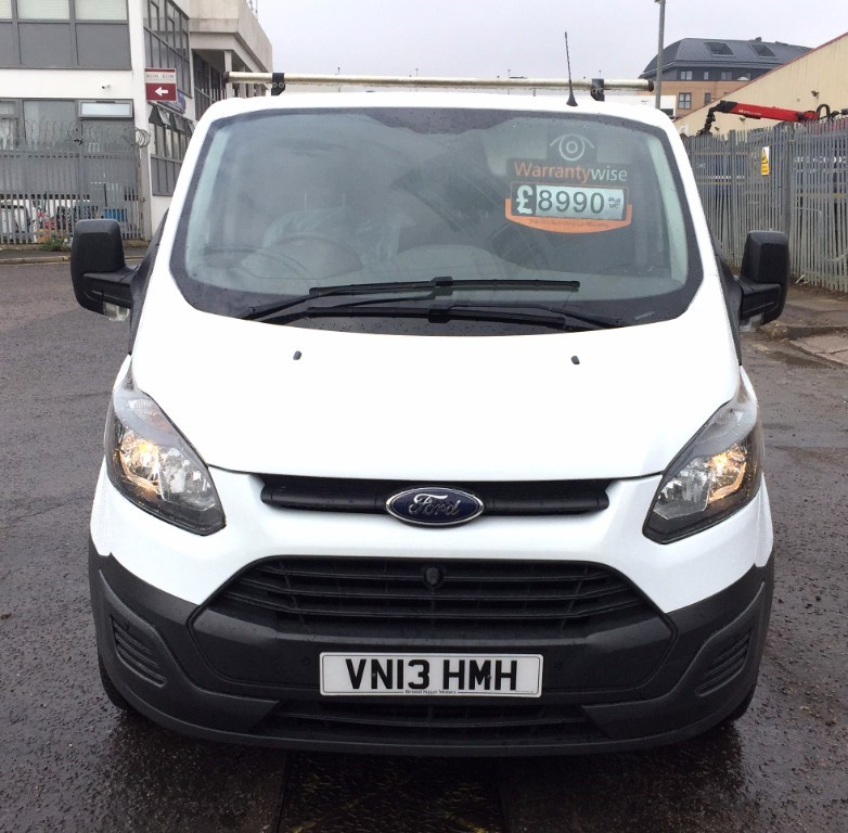 Used Ford Transit For Sale: Used White Ford Transit For Sale