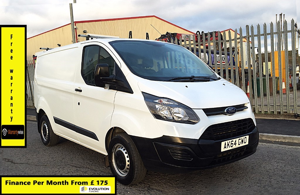 used Ford Transit CUSTOM 310 LR P/V 310 LR P/V in middlesex
