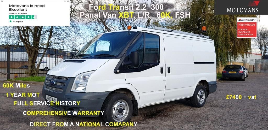 used Ford Transit 300 LR P/V in middlesex
