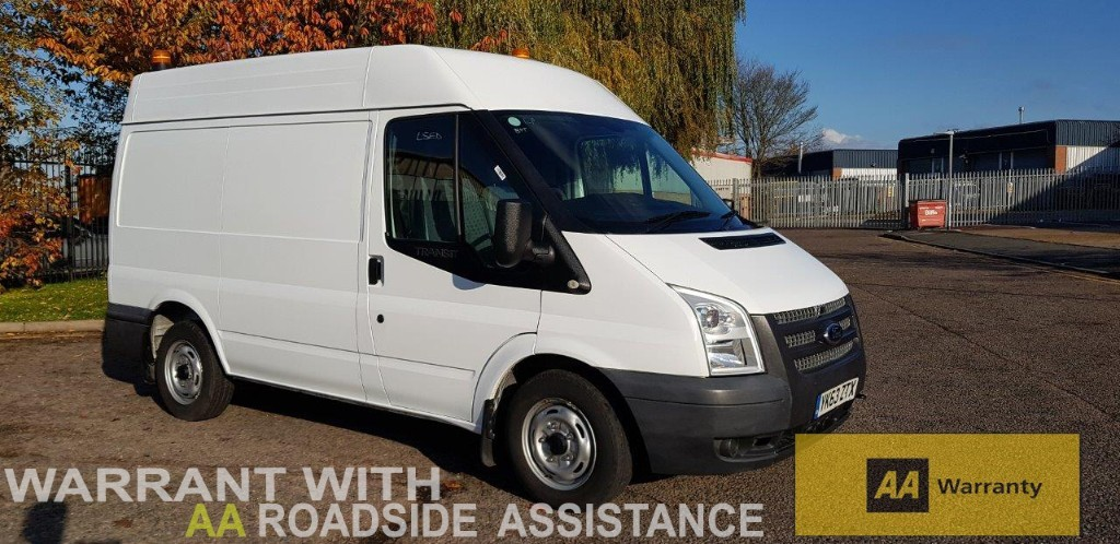 used Ford Transit 280 P/V in middlesex