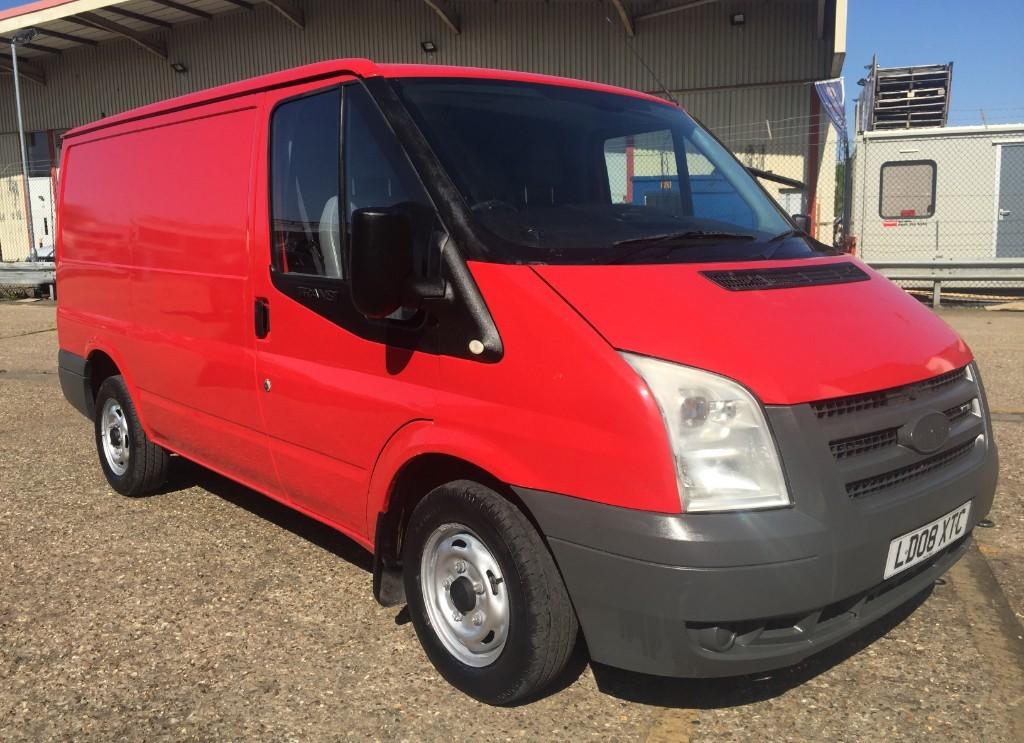 used Ford Transit 260 LR P/V in middlesex