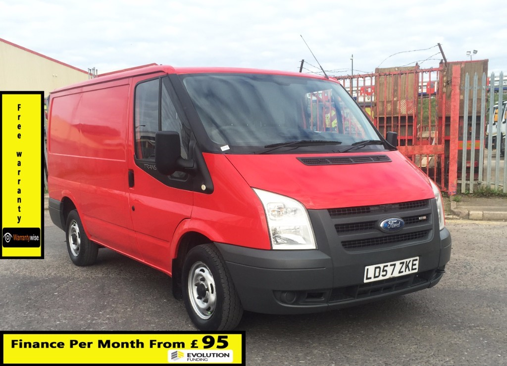 used Ford Transit 260 SWB LR in middlesex