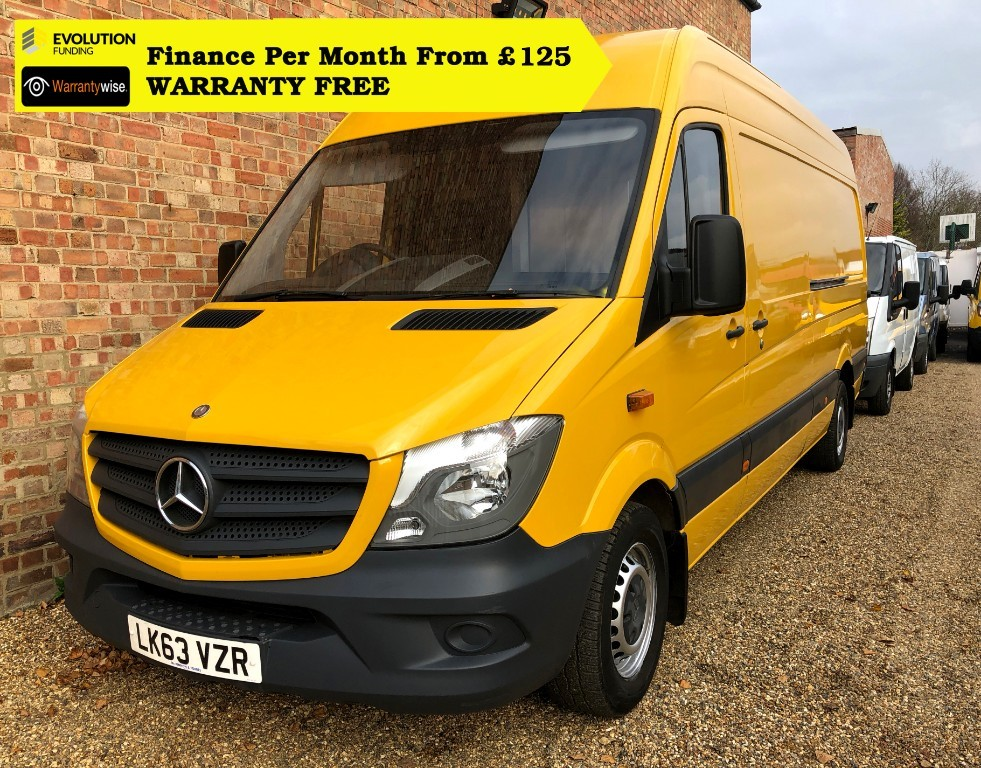 used Mercedes Sprinter 313 CDI in middlesex