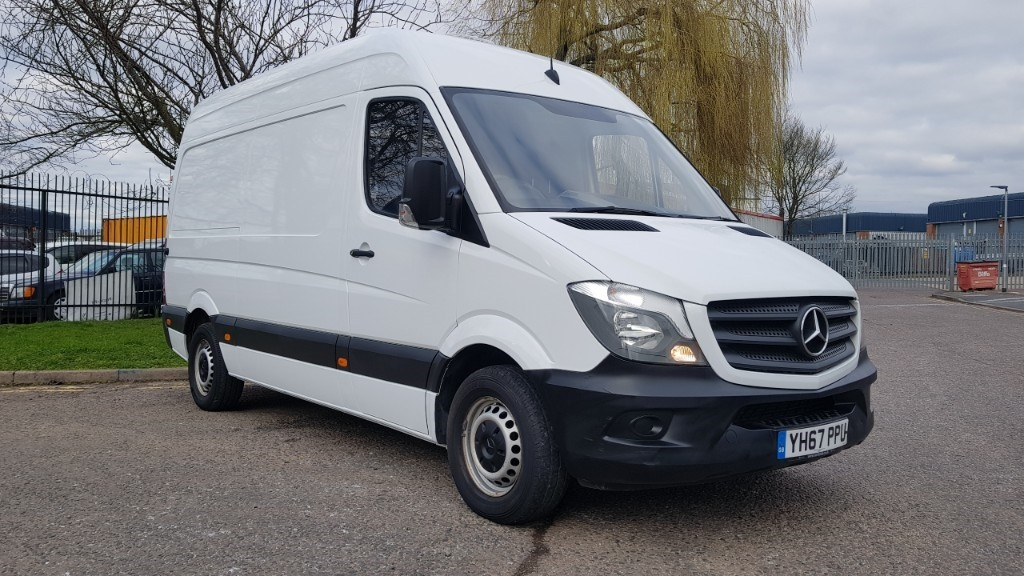 used Mercedes Sprinter 314CDI in middlesex