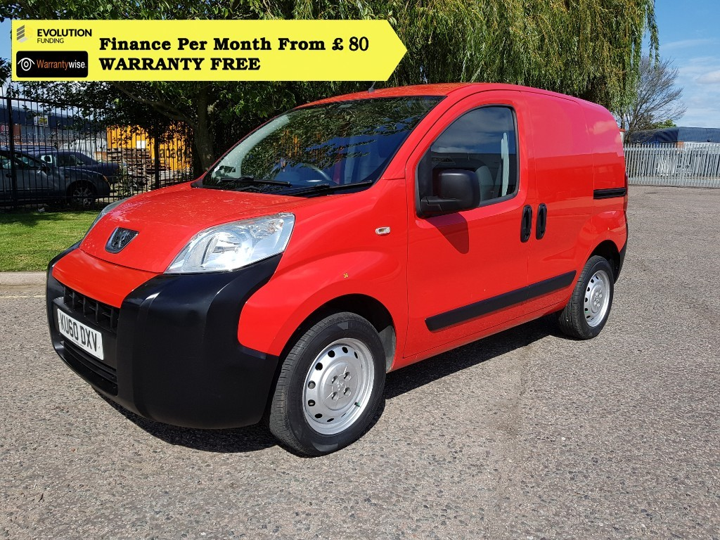 used Peugeot Bipper HDI S in middlesex