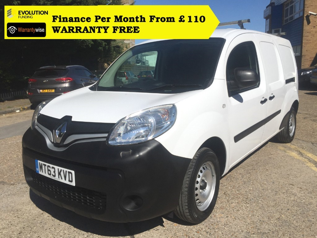 used Renault Kangoo LL21 CORE DCI in middlesex