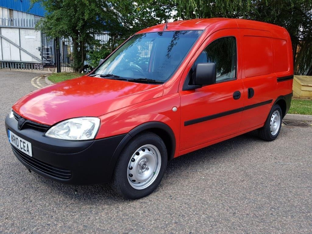 used Vauxhall Combo 1700 CDTI E4 in middlesex