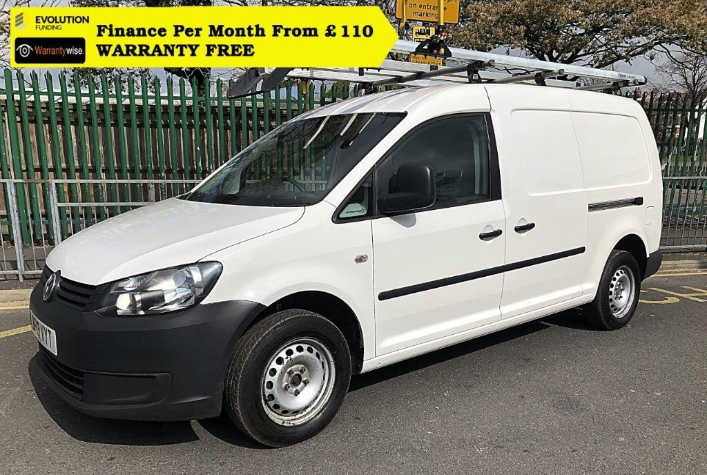 used VW Caddy Maxi C20 TDI BLUEMOTION TECHNOLOGY in middlesex