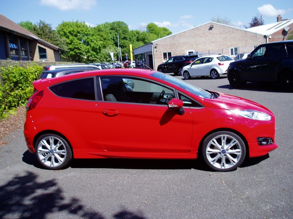 used ford fiesta for sale in essex