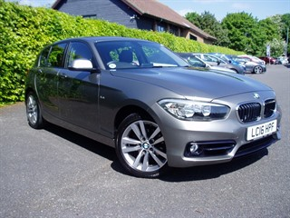 BMW 118d for sale