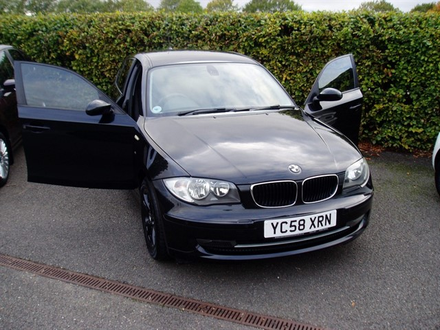 used BMW 120i 1 Series in lawford-manningtree