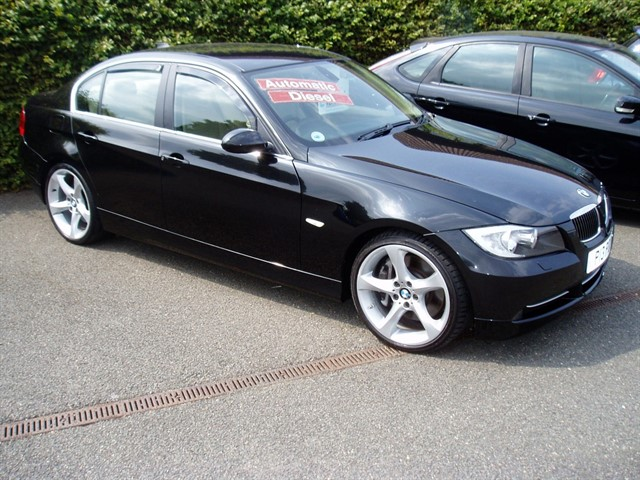 used BMW 335d SE in lawford-manningtree